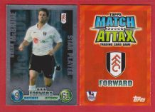 Fulham Brian McBride USA Star Player